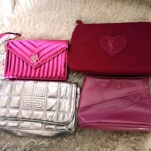 St of cases Yves Saint Laurent, Givenchy,Dior,vs